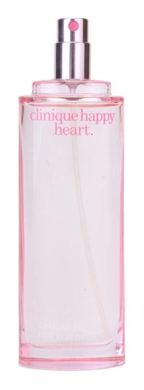 Clinique Happy Heart woda perfumowana tester dla kobiet 50 ml