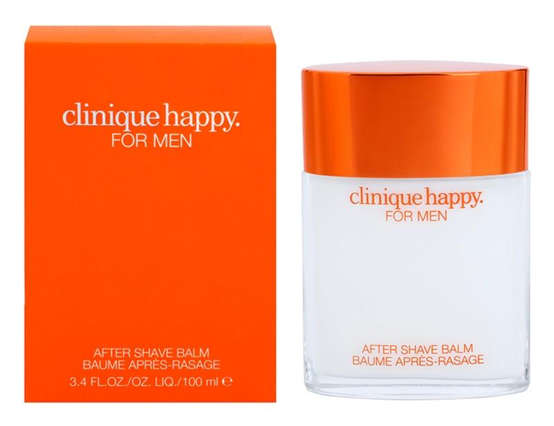 Clinique Happy for Men borotválkozás utáni balzsam férfiaknak 100 ml