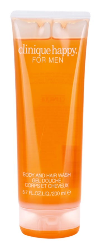 Clinique Happy for Men Shower Gel for Men 200 ml