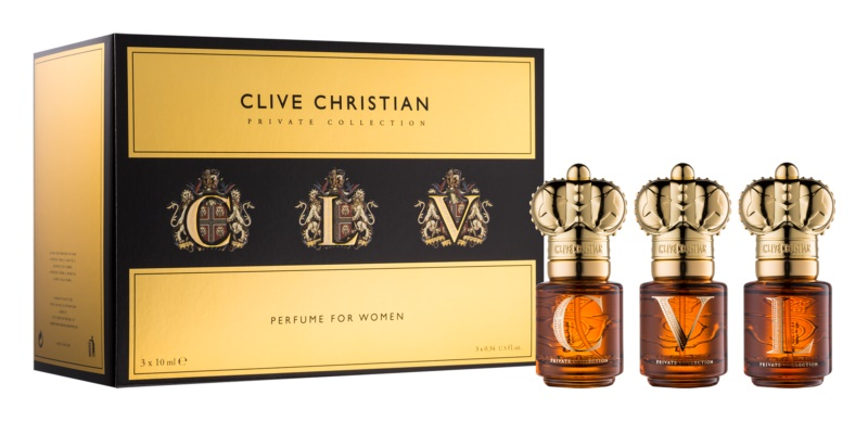 Clive Christian Private Collection confezione regalo I.