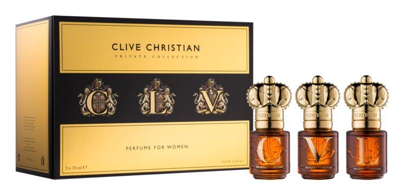 Clive Christian Private Collection dárková sada I.