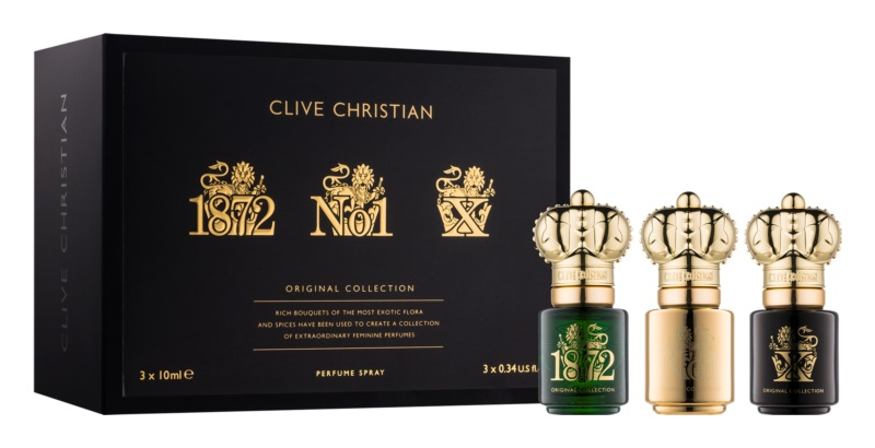 Clive Christian Traveller SET Gift Set II.