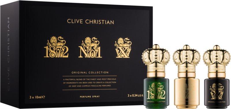 Clive Christian Traveller SET coffret cadeau III.