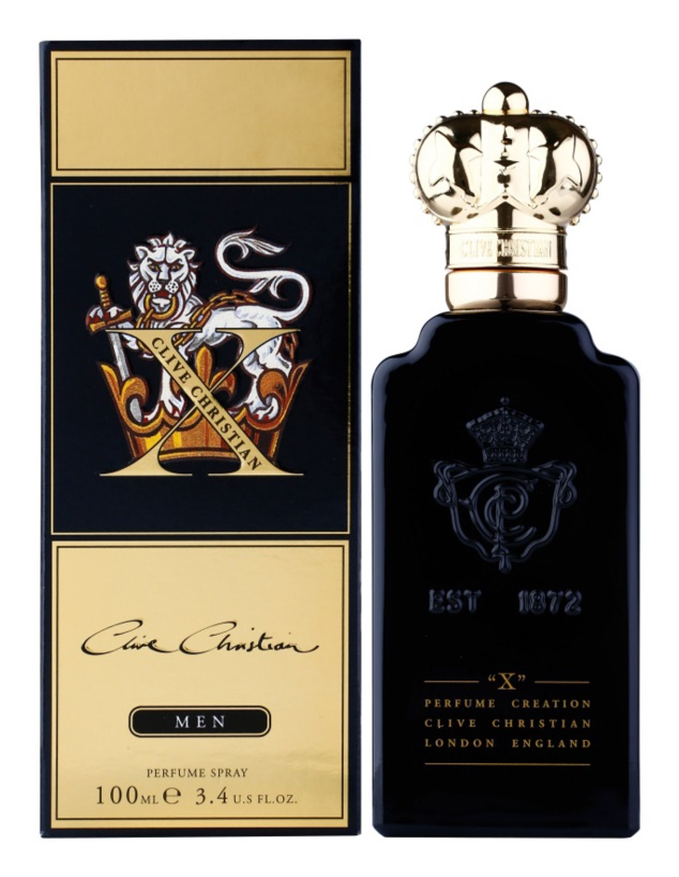 Clive Christian X eau de parfum pour homme 100 ml