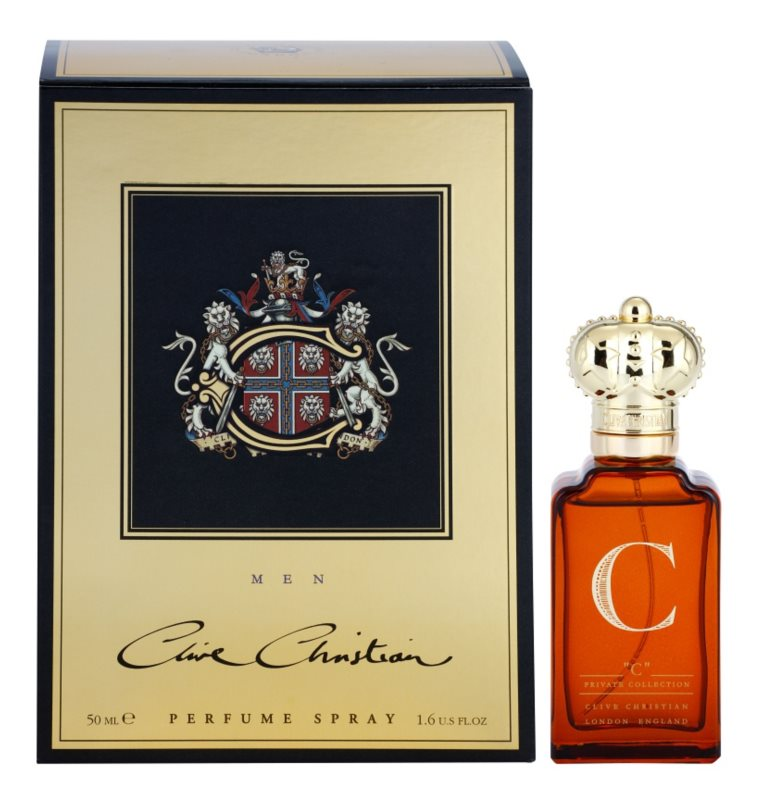 Clive Christian C for Men Eau de Parfum für Herren 50 ml