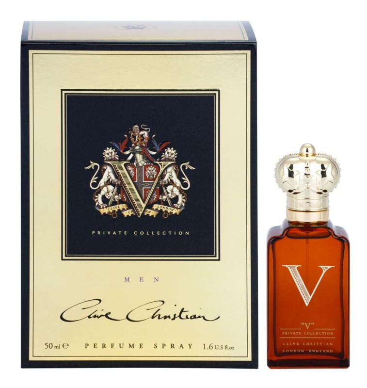 Clive Christian V for Men eau de parfum para hombre 50 ml