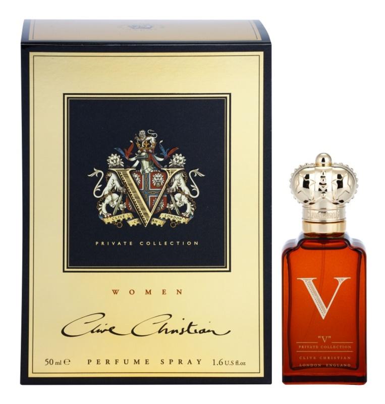 Clive Christian V for Women Eau de Parfum für Damen 50 ml