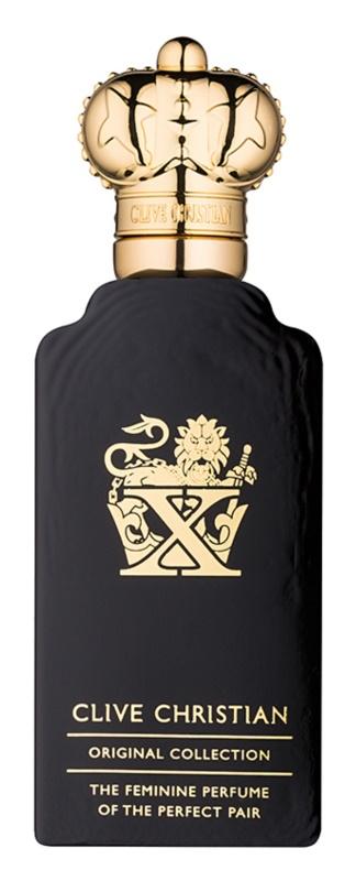 Clive Christian X Original Collection eau de parfum pour femme 100 ml