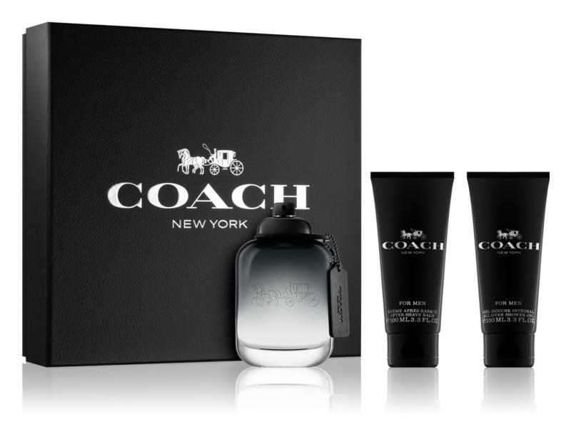 Coach for Men coffret cadeau I.