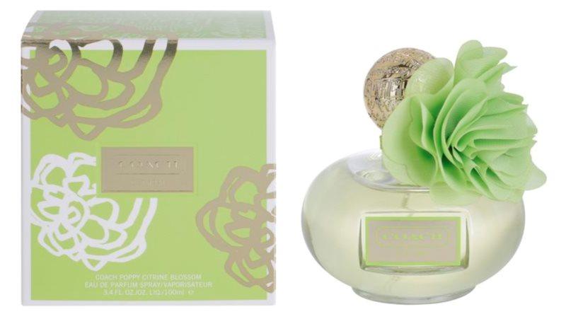 Coach Poppy Citrine Blossom parfémovaná voda pro ženy 100 ml