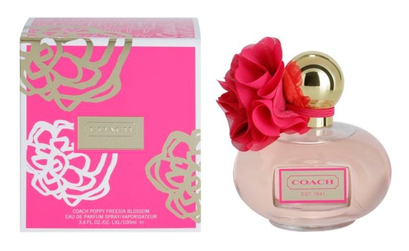 Coach Poppy Freesia Blossom Parfumovaná voda pre ženy 100 ml