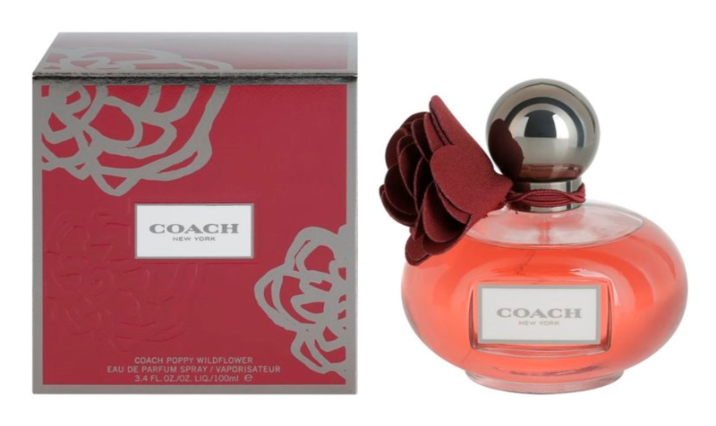 Coach Poppy Wild Flower Eau de Parfum for Women 100 ml