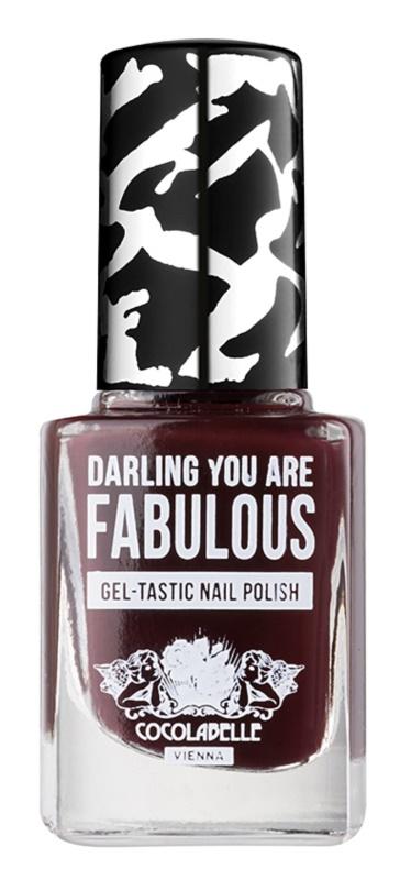 Cocolabelle Gel-Tastic Darling You Are Fabulous lac de unghii cu efect de gel