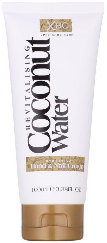 Coconut Water  XBC Moisturising Hand and Nail Cream
