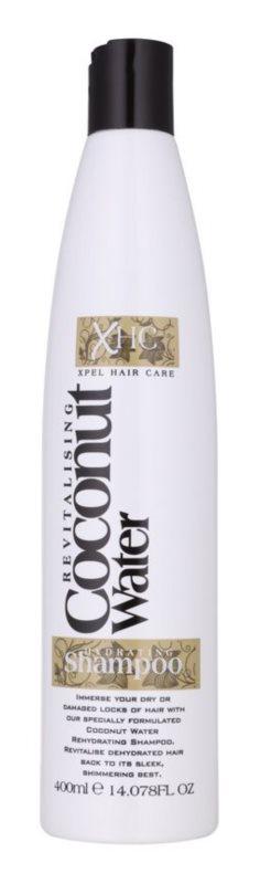 Coconut Water XHC szampon do włosów suchych i zniszczonych