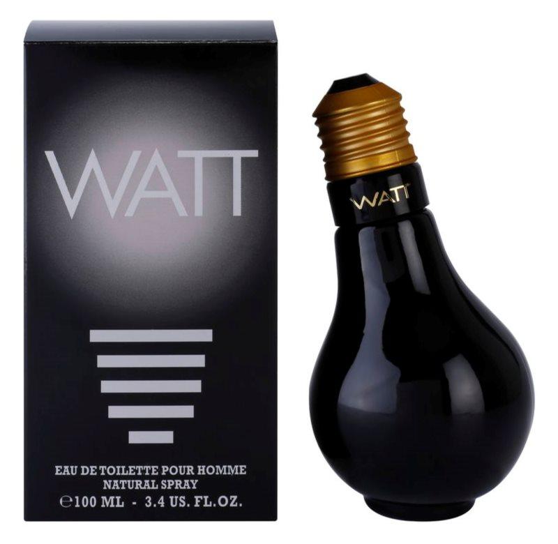 Cofinluxe Watt Black woda toaletowa dla mężczyzn 100 ml