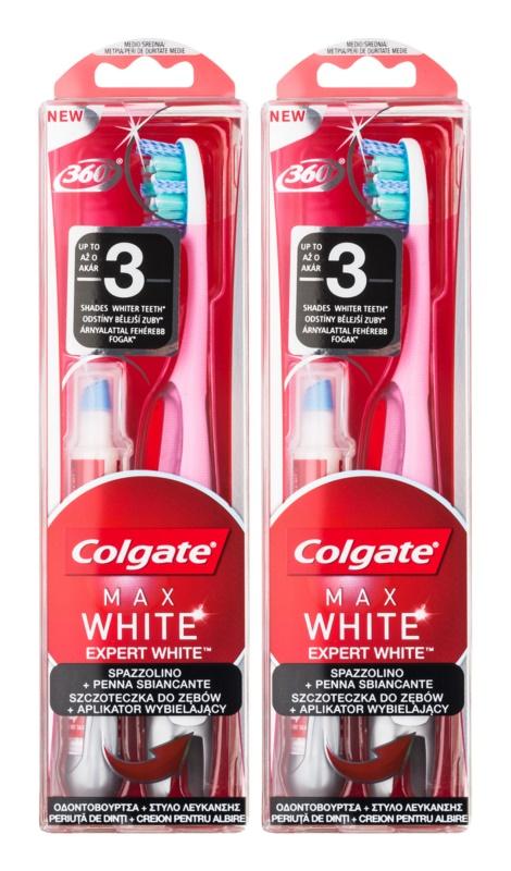 Colgate Max White Expert White kosmetická sada II.
