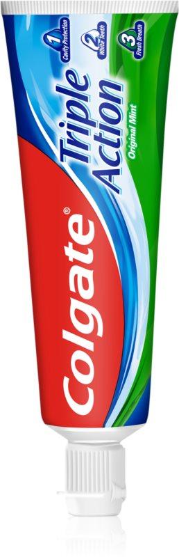 Colgate Triple Action dentífrico