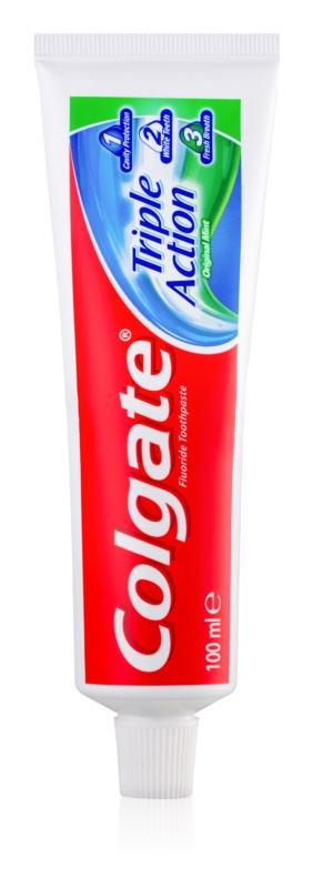 Colgate Triple Action fogkrém