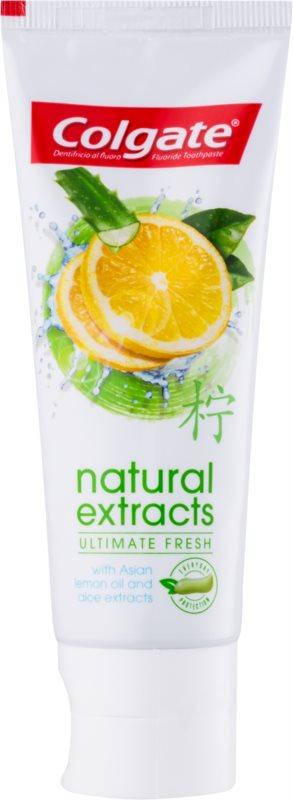Colgate Natural Extract Ultimate Fresh Zahnpasta