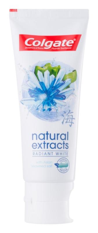 Colgate Natural Extract Radiant White bělicí zubní pasta