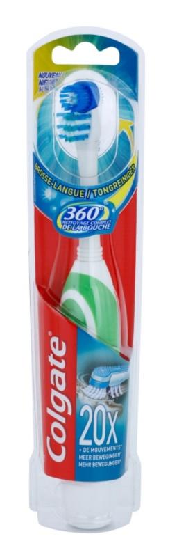 Colgate 360° Complete Care brosse à dents à piles