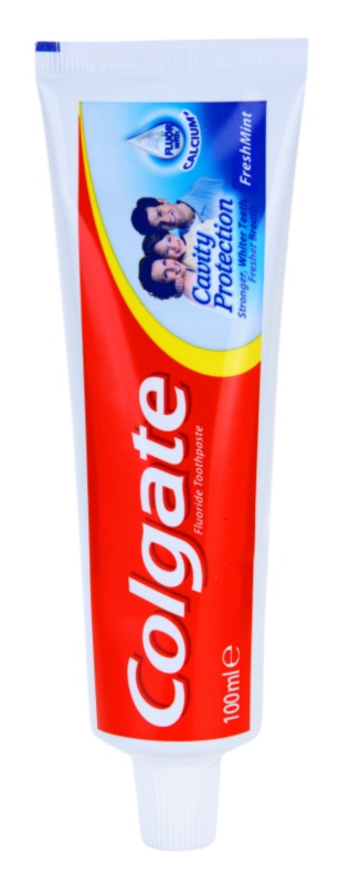 Colgate Cavity Protection dentífrico com fluór