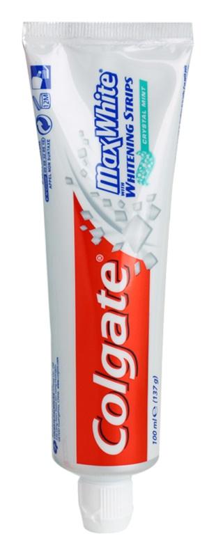Colgate Max White dentífrico com efeito branqueador