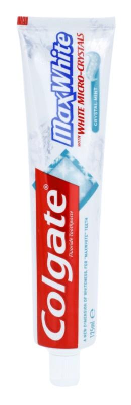Colgate Max White pasta de dientes con efecto blanqueador