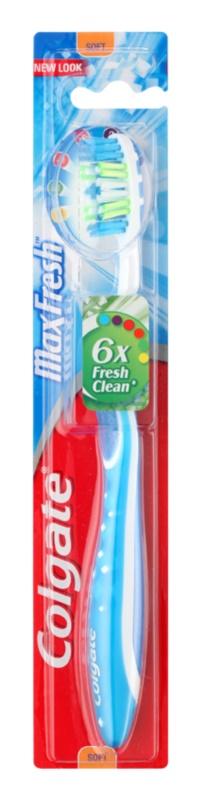 Colgate Max Fresh cepillo de dientes suave