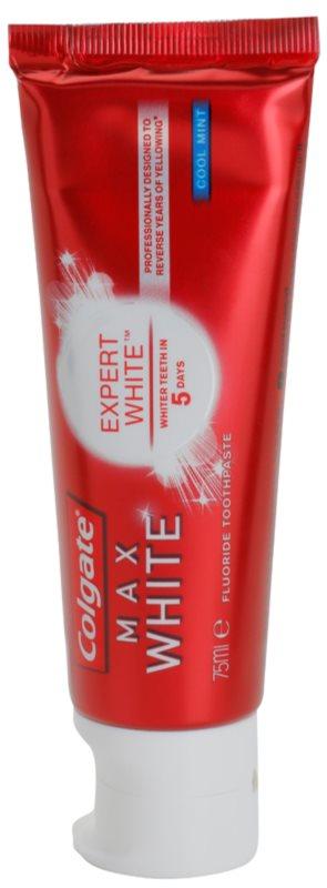 Colgate Max White Expert White dentifrice blanchissant