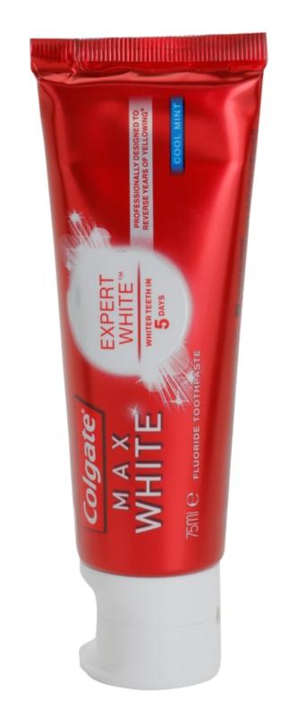Colgate Max White Expert White избелваща паста за зъби