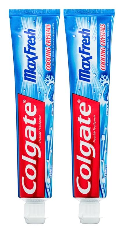 Colgate Max Fresh Cooling Crystals pasta de dinti pentru o respiratie proaspata