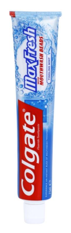 Colgate Max Fresh Mouthwash Beads pasta za zube za svjež dah