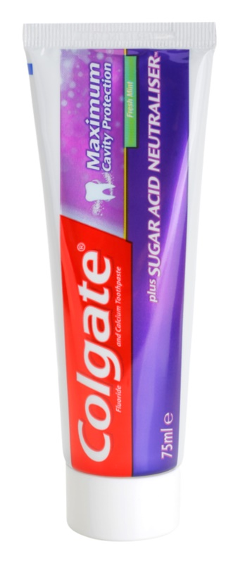 Colgate Maximum Cavity Protection Plus Sugar Acid Neutraliser zubní pasta