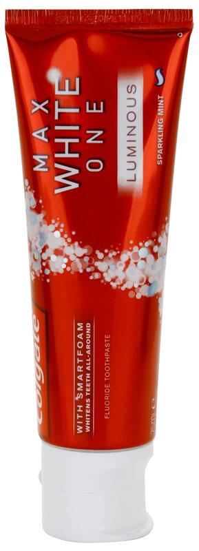 Colgate Max White One Luminous pasta do zębów dla efektu śnieżnobiałych zębów