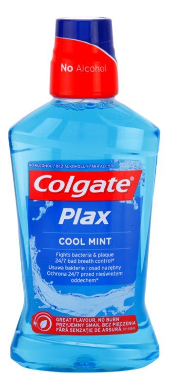Colgate Plax Cool Mint szájvíz foglepedék ellen