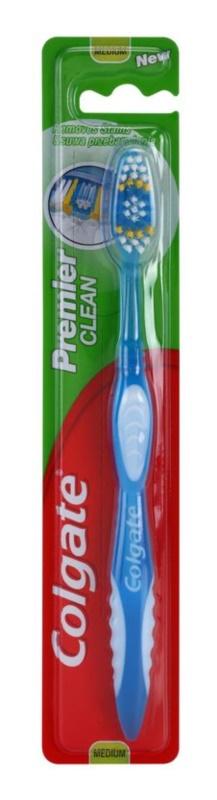 Colgate Premier Clean зубна щітка середньої жорсткості