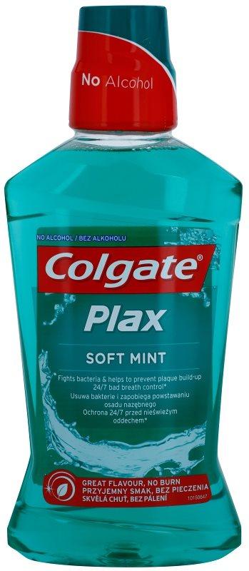 Colgate Plax Soft Mint Plaque Mouthwash