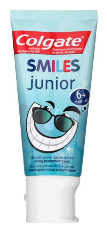 Colgate Smiles Junior pasta do zębów dla dzieci