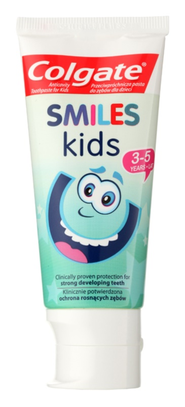 Colgate Smiles Kids zubní pasta pro děti