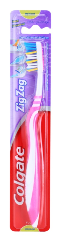 Colgate Zig Zag brosse à dents medium
