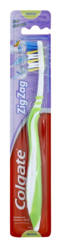 Colgate Zig Zag szczoteczka do zębów medium