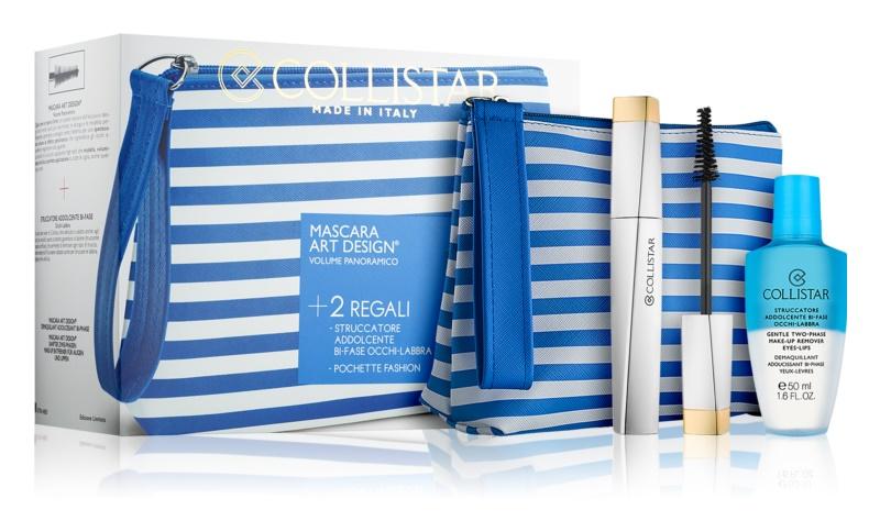 Collistar Mascara Art Design kozmetika szett I.