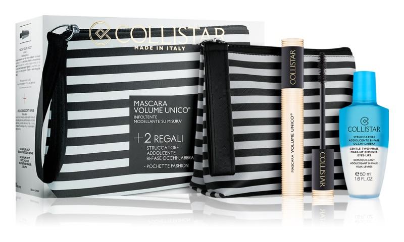 Collistar Mascara Volume Unico Kosmetik-Set  I.