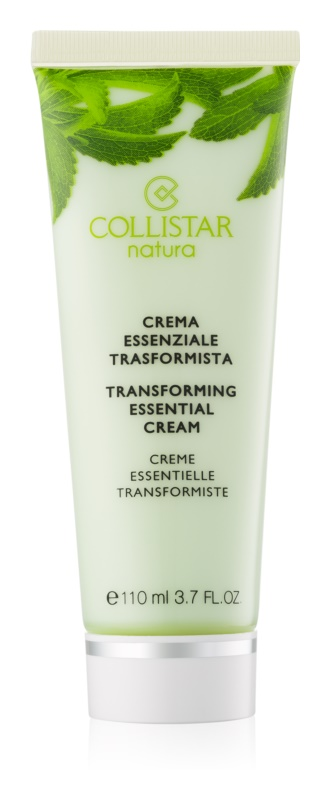 Collistar Natura crème hydratante et lissante visage
