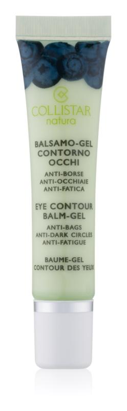 Collistar Natura Eye Balm to Treat Swelling and Dark Circles