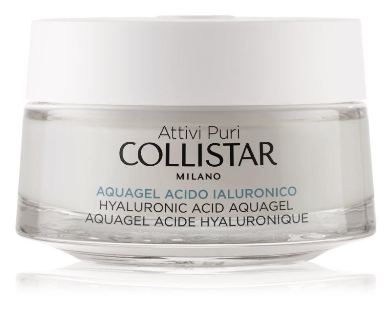 Collistar Pure Actives Hyaluronic Acid Hydraterende Gelcrème met Hyaluronzuur