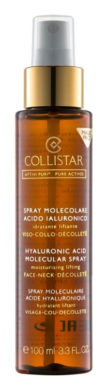 Collistar Pure Actives Hyaluronic Acid sprej s kyselinou hyaluronovou