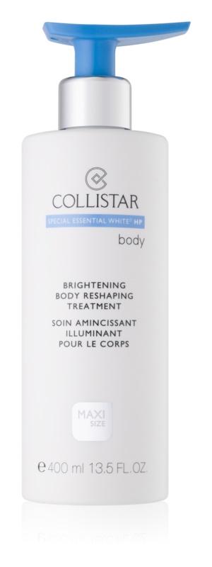 Collistar Special Essential White® HP zpevňující tělová péče s remodelujícím účinkem